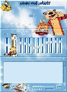 Calvin and Hobbes Winamp Skin
